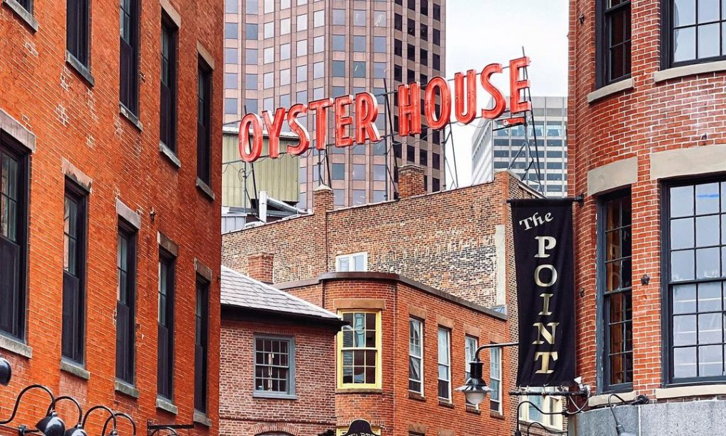 Union Oyster House Has Just Been Named North America's Best Landmark Restaurant