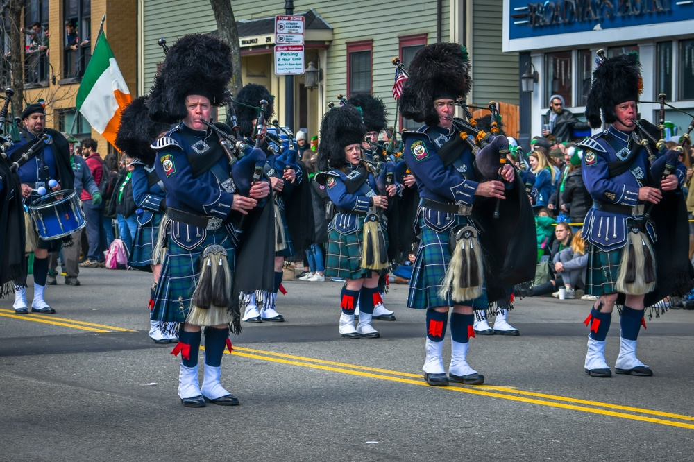 The City's Annual St. Patrick's Day Parade Has Been Officially Canceled