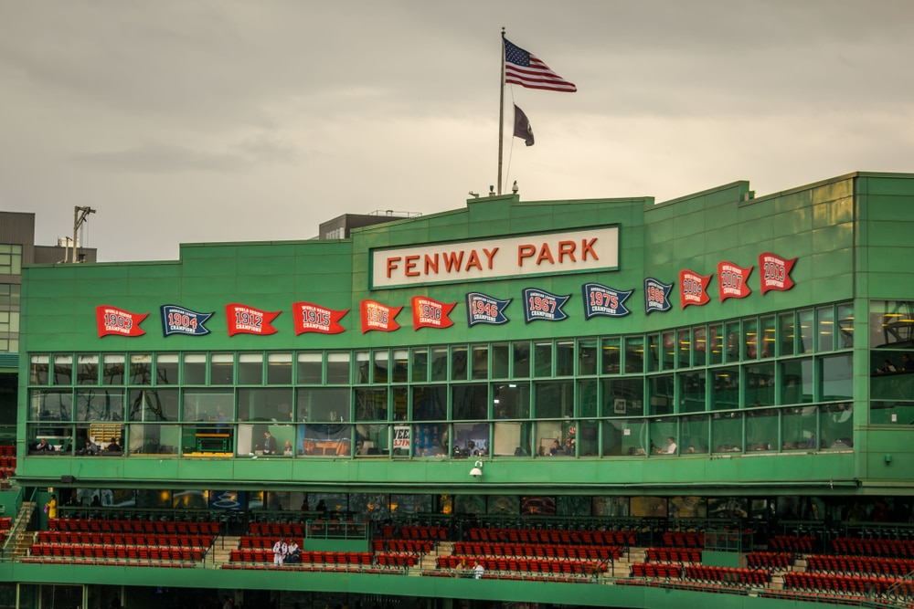 Fenway Park To Become Massachusetts' Second Mass Vaccination Site
