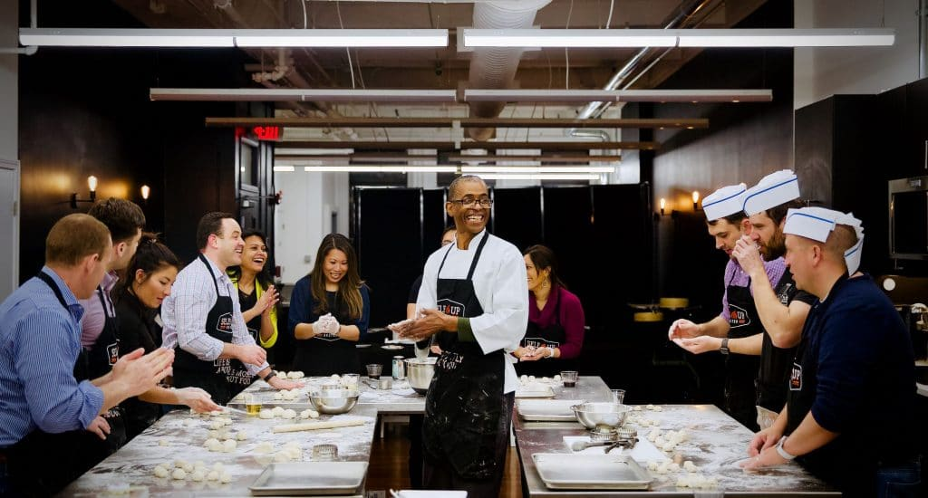 This Super Fun Cooking Class Will Teach You How To Cook Italian Classics Like The Pros