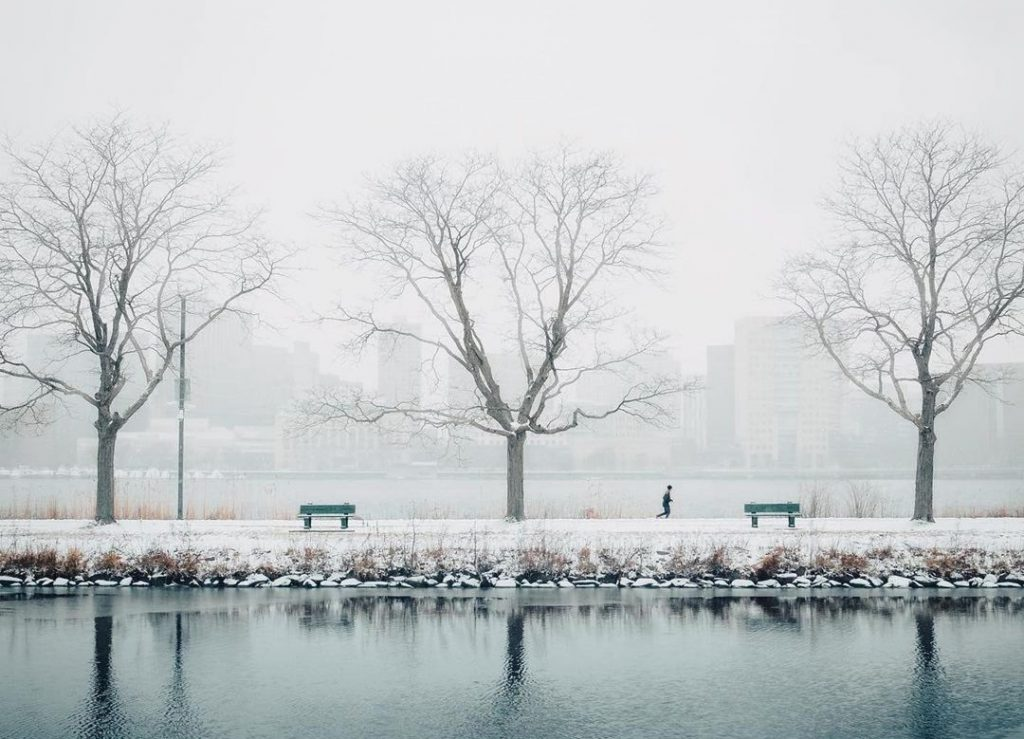 Winter Storm Watch Issued In Boston For Tomorrow