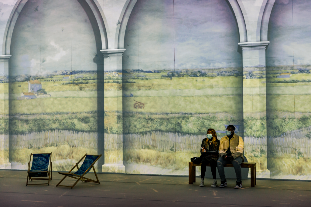 Experience Van Gogh In A Whole New Light At This Stunning Exhibit Coming Soon To Boston