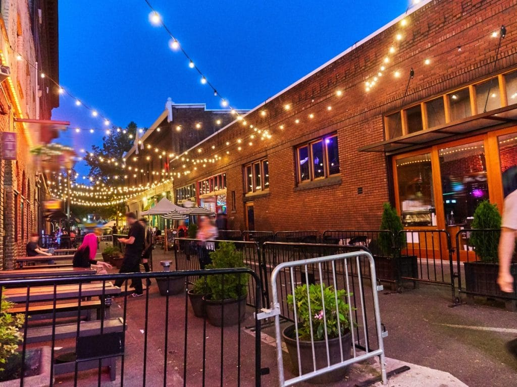 Mayor Walsh Has Announced Outdoor Dining Will Return To Boston Next Month