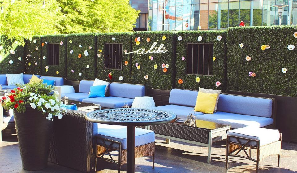 7 Beautiful Patios Open For Outdoor Dining In Boston Right Now