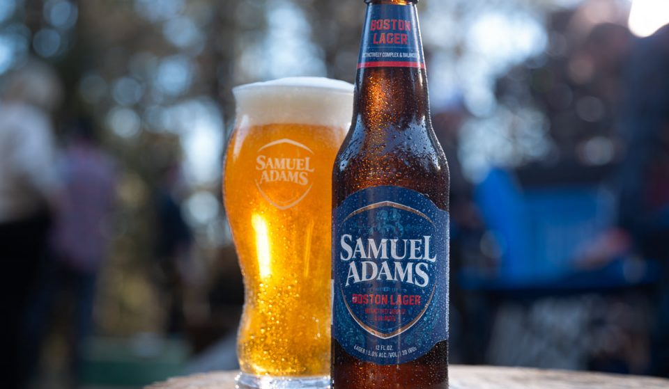 Sam Adams Will Buy You A Beer If You've Received Your COVID Vaccine