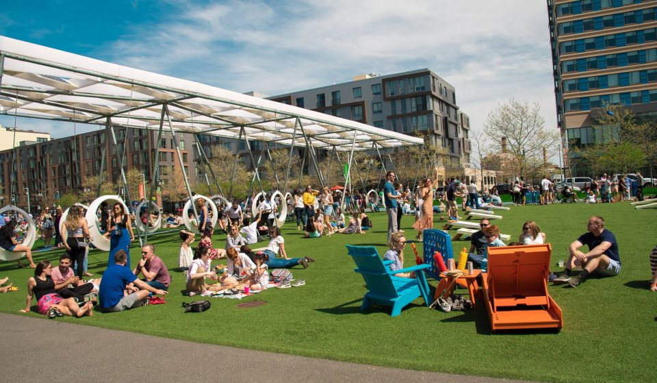 The Lawn On D Is Reopening Today!