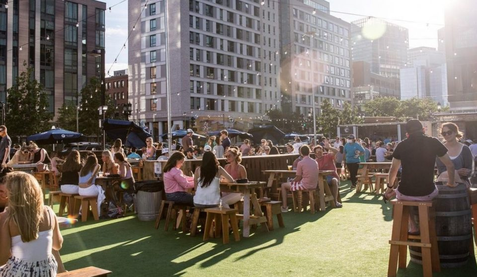 7 Charming Beer Gardens To Check Out This Summer In Boston