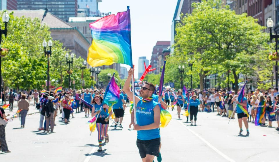 Boston's Pride Parade Will Take Place In The Fall This Year