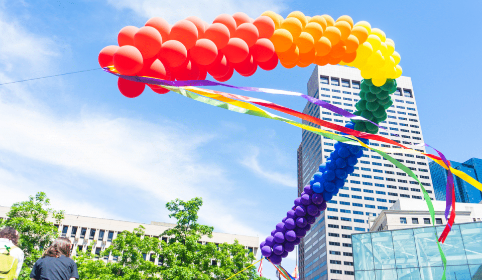 Boston's Pride Celebrations Are Some Of The Best In The Country Research Reveals