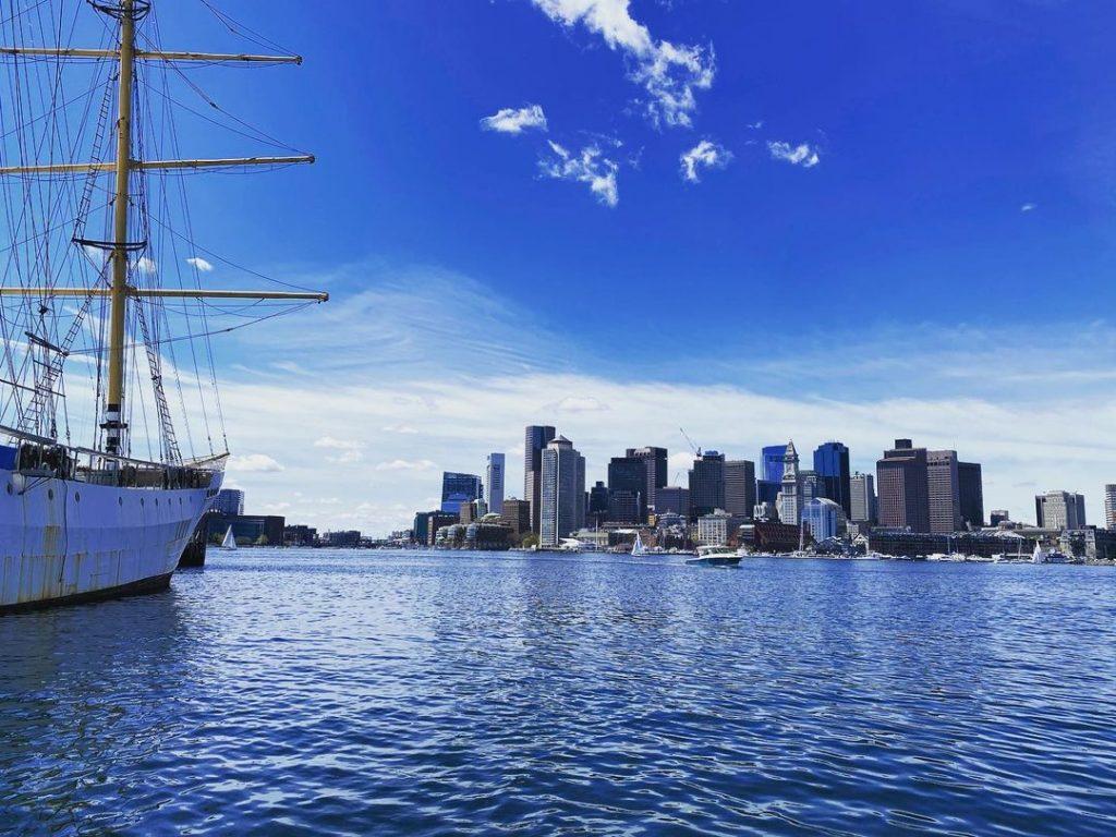 Floating restaurant Boston: The Tall Ship opens June 30