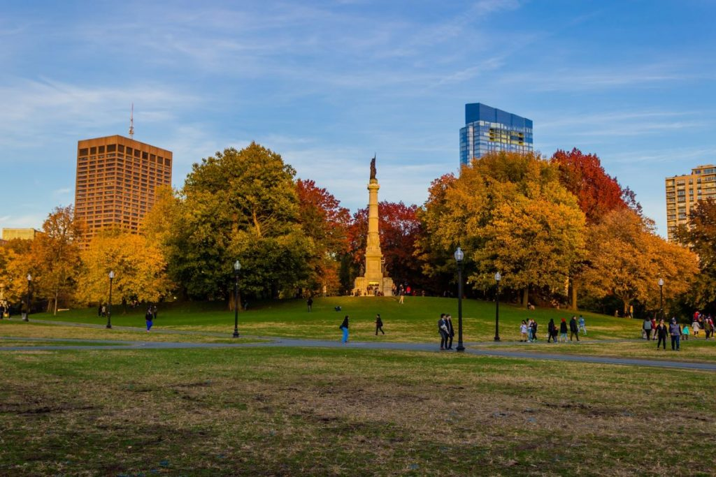 Best Parks Boston: Lush Parks for your picnicking needs