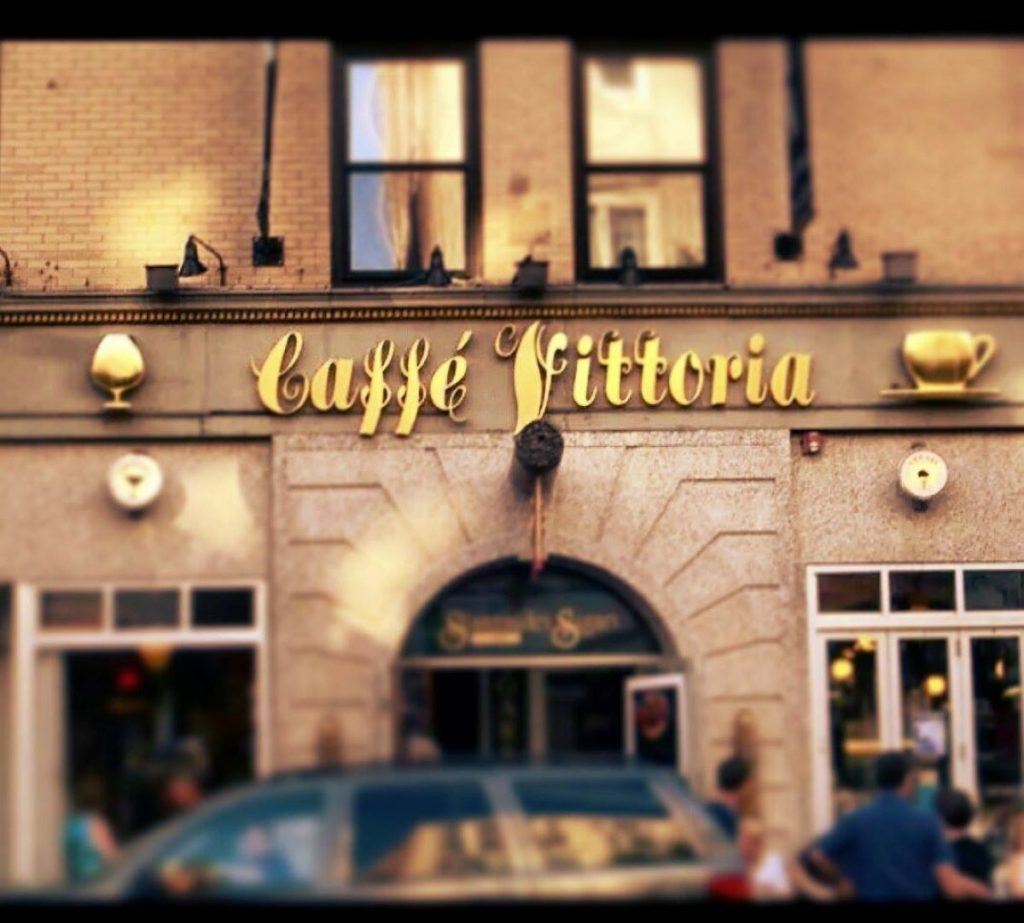 Caffe Vittoria Boston: Everything You Never Knew About The Historic And Maybe-Haunted Caffè Vittoria