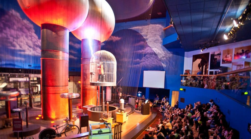 Indoor Lightning Boston: Check out this electrifying show!