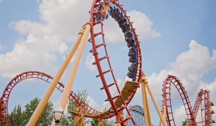 4 Theme Parks Near Boston To Visit This Summer