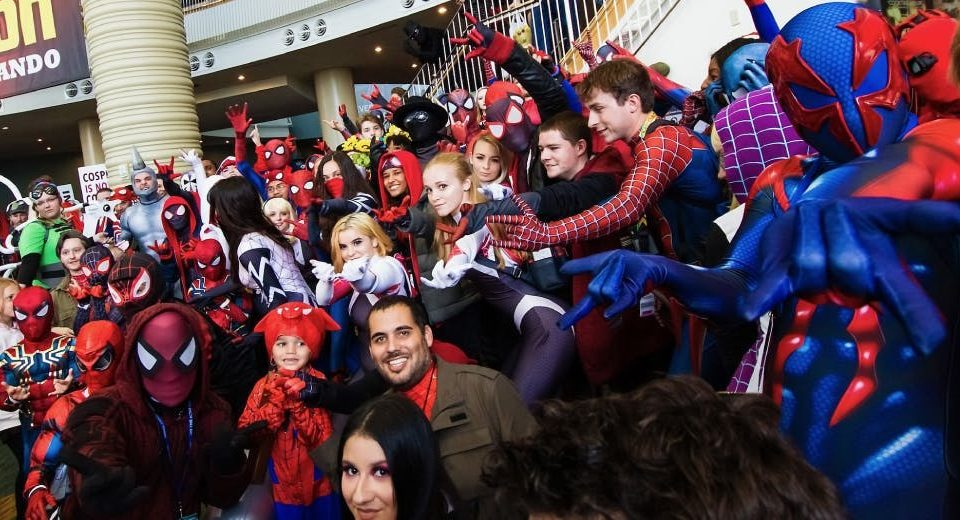 Unleash Your Inner Geek At Fan Expo Boston This Weekend