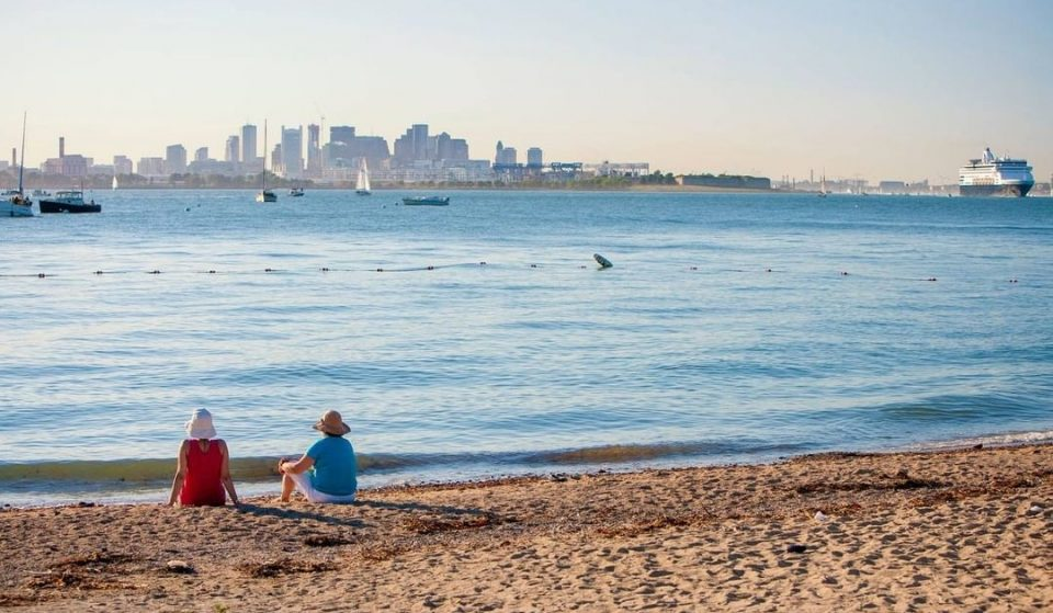 4 Beaches Near Boston Where You Can Cool Off During The Heat Wave