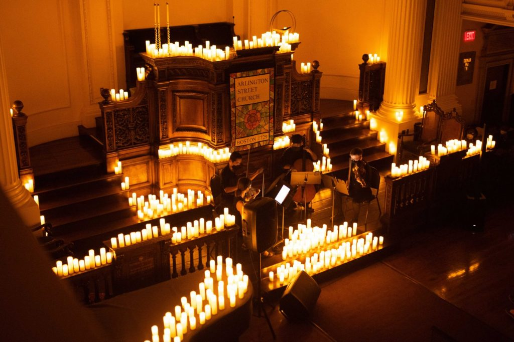 Experience Classical Music By Candlelight At These Beautiful Boston Venues