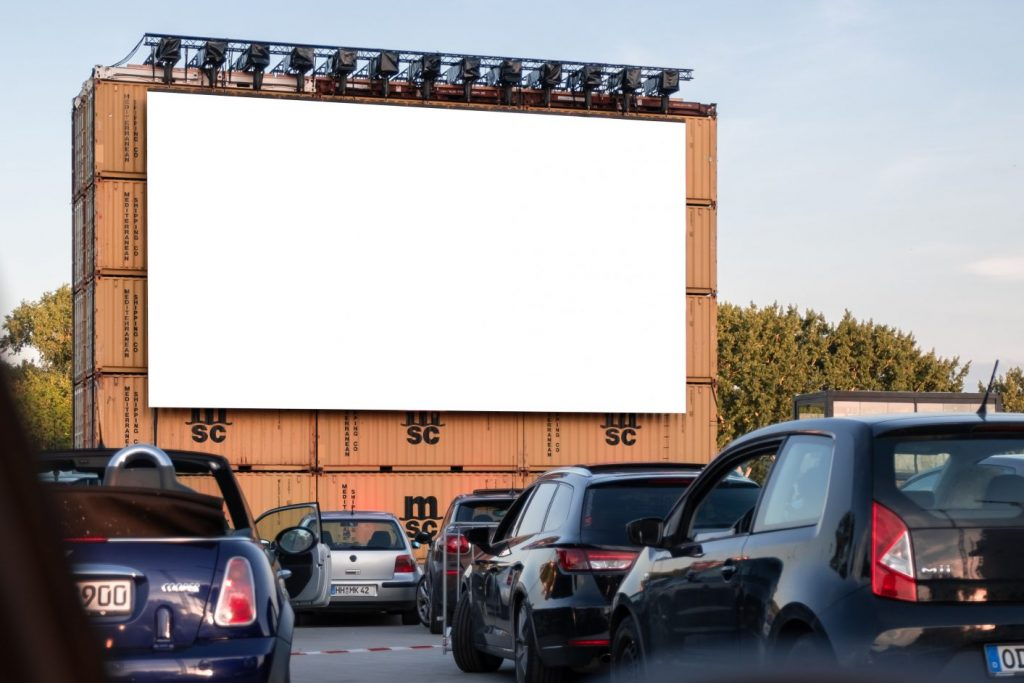 4 Vintage Drive-In Theaters Around Boston