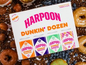 This Boston Brewery Makes Dunkin'-Inspired PSL Beers