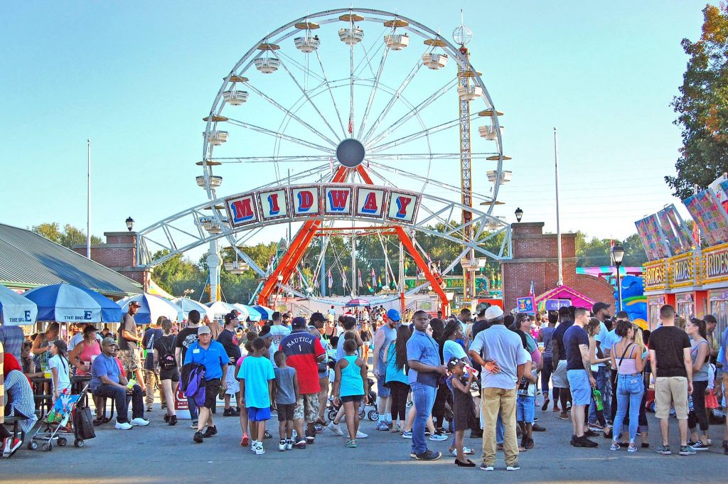 New England's Largest Fair Is Finally Back This Weekend