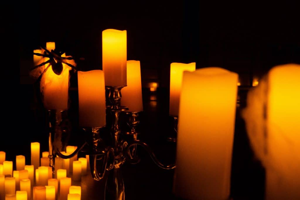 This Spellbinding Candlelit Concert Features Haunting Halloween Melodies