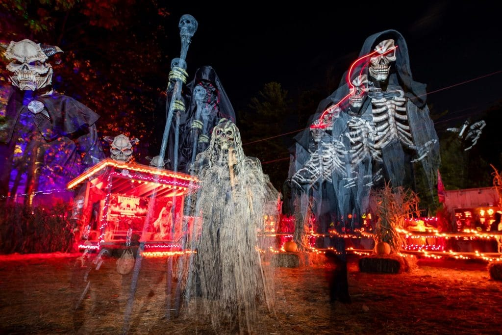5 Haunted Houses In New England That Will Seriously Scare You