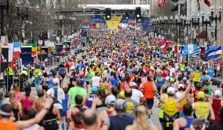 Marathon Monday Is Coming Up—Here's What Spectators Should Know