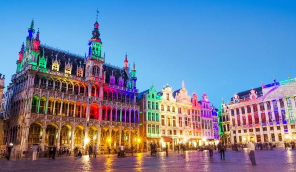 Le Festival Bright Brussels illuminera Bruxelles du 13 au 16 février 2020