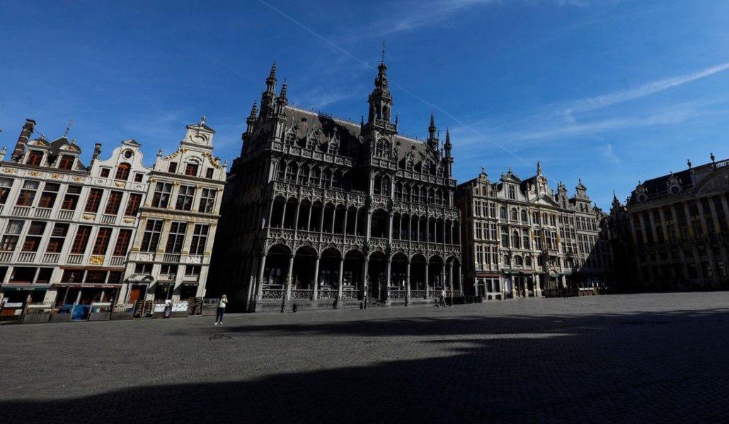 Confinement : Bruxelles, ville fantôme (photos et vidéos)