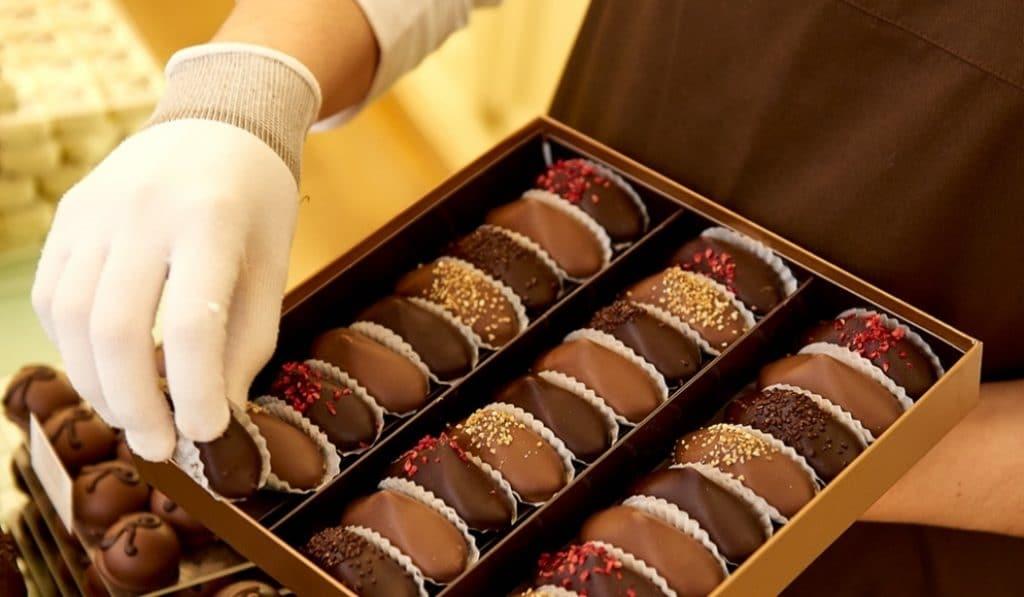 Les meilleurs chocolatiers de Bruxelles