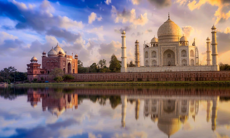 Confinement : l'éblouissante visite virtuelle gratuite du Taj Mahal en Inde !