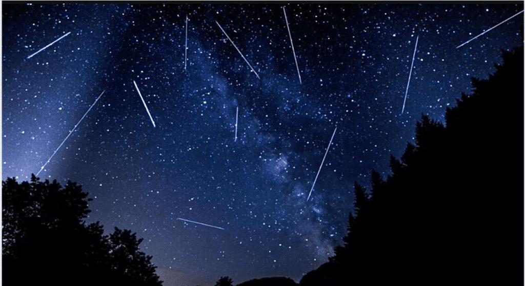 Cette semaine, une merveilleuse pluie d'étoiles filantes va illuminer le ciel !