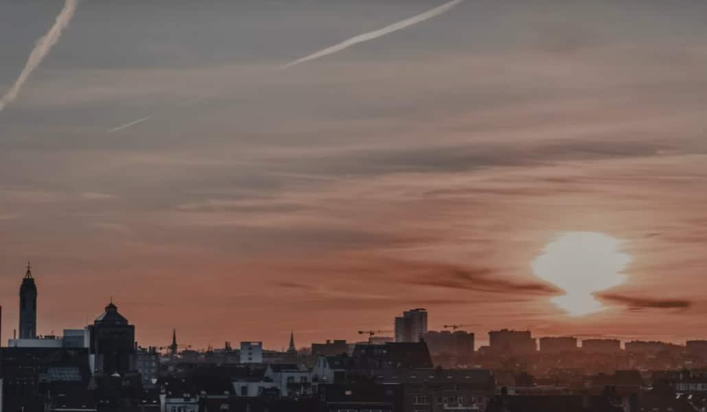 Époustouflant : une vidéo 4K de Bruxelles avec timelapse et vues aériennes