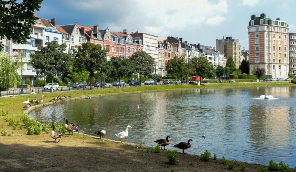 Le quartier universitaire de Bruxelles élu parmi les 10 meilleurs quartiers d'Europe !