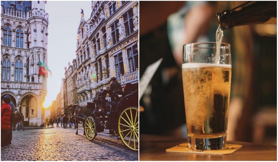 Un jeu de piste pour découvrir Bruxelles en buvant des bières !