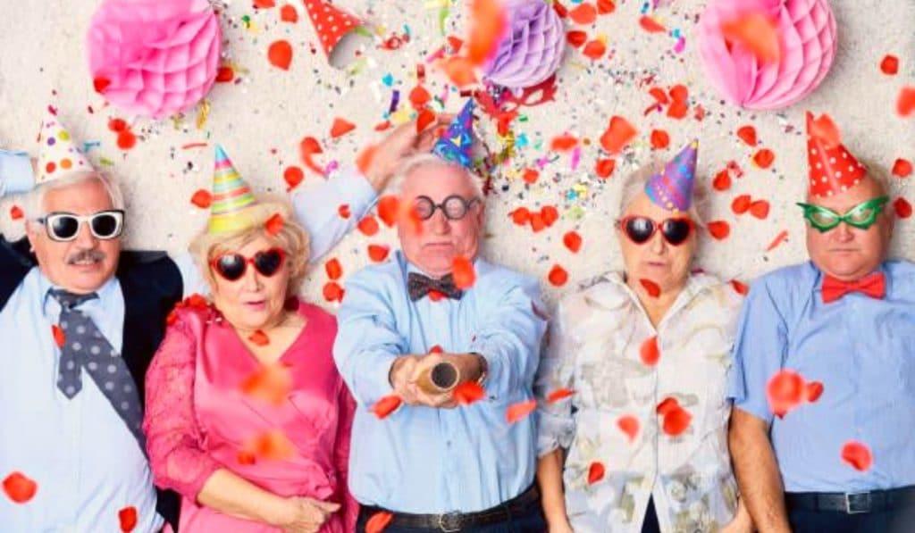 Thé Dansant Confiné : la fête endiablée destinée aux +65 ans !