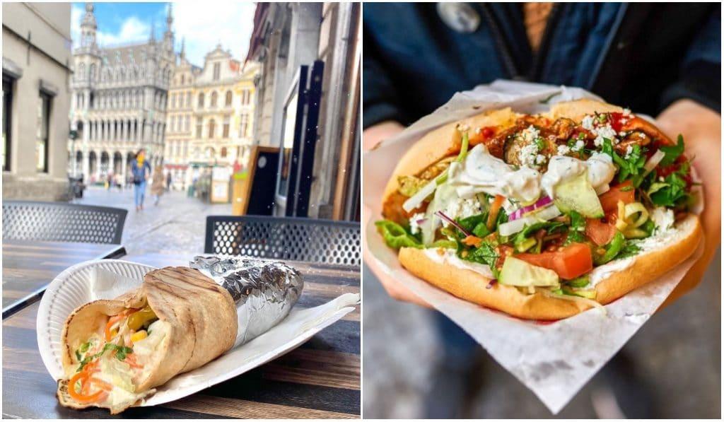 Top 5 des meilleurs kebabs de Bruxelles !
