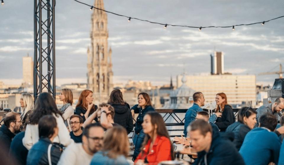 Top 5 des meilleurs rooftops de Bruxelles !
