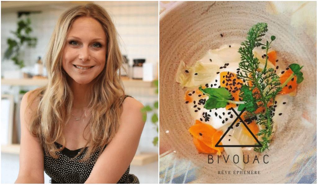 L'ex-animatrice Julie Taton ouvre un restaurant éphémère à Waterloo !