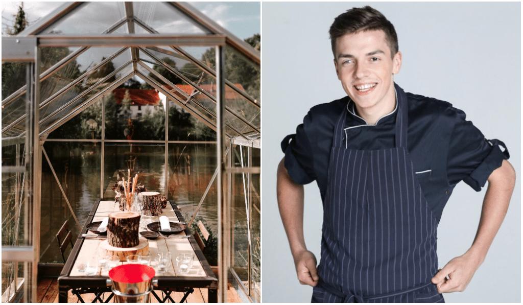 Mallory Gasbi («Top Chef») ouvre un restaurant éphémère au sud de Bruxelles !
