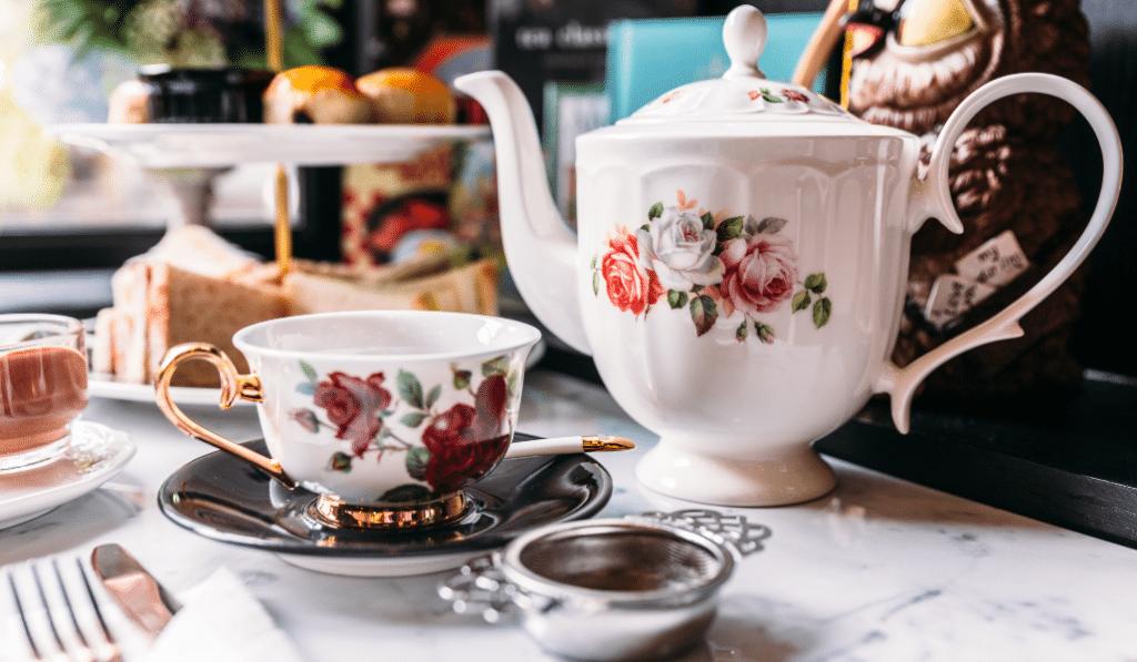 Top 5 des meilleurs salons de thé à Bruxelles !