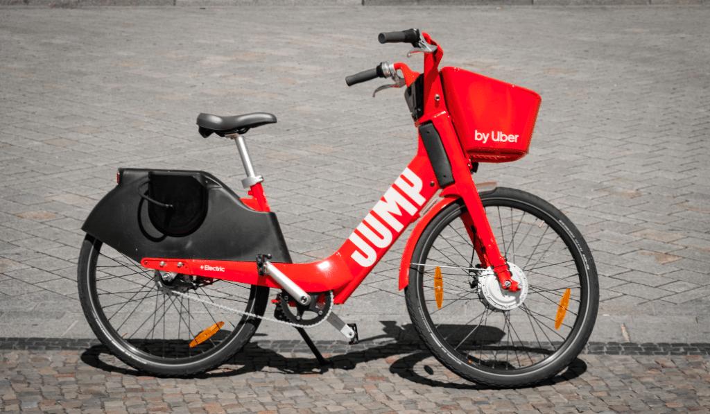 Les vélos rouges Jump font leur retour à Bruxelles !