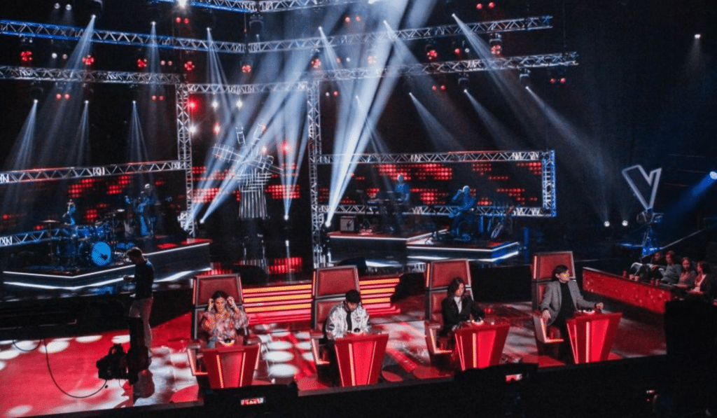 The Voice Belgique : découvrez les coachs de la 9ème édition !