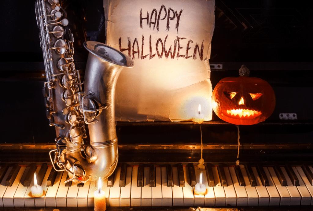 Fêtez Halloween en musique et à la bougie dans l'Atomium !