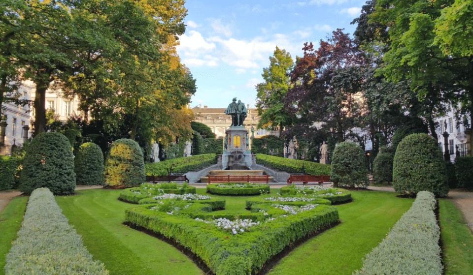 Les plus beaux parcs et jardins de Bruxelles