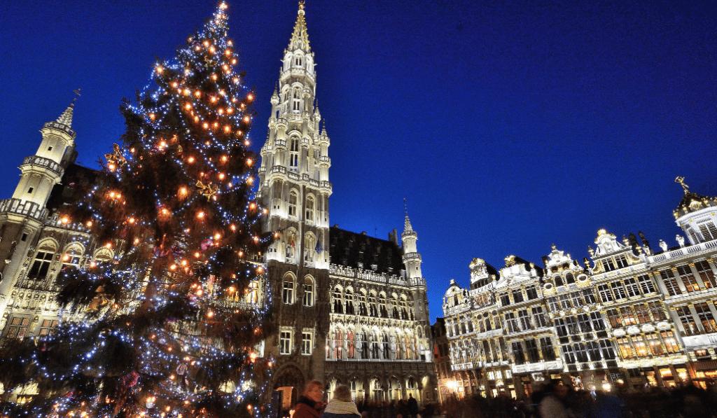 Brussels by Lights : la capitale s'illumine pour les fêtes !