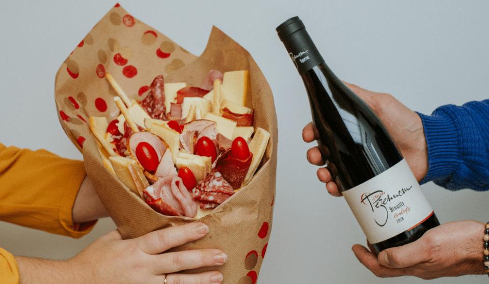 Insolite : en France, vous pouvez offrir un bouquet Raclette pour dire « Je t'aime » !