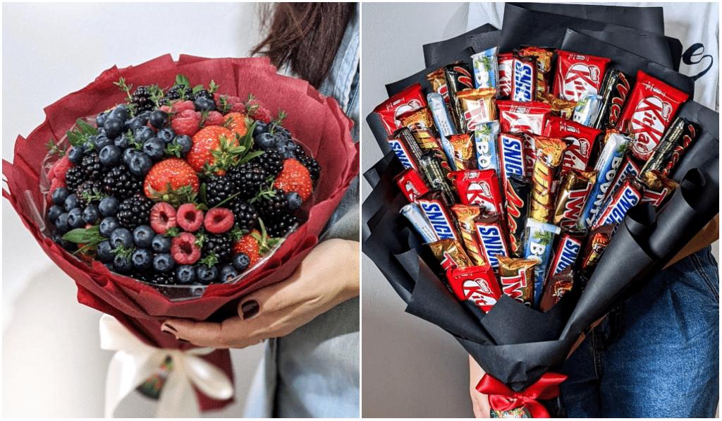 Noël 2020 : offrez des bouquets comestibles made in Bruxelles !