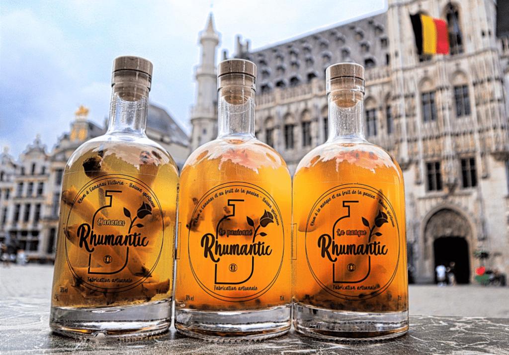 La Belgique remporte pour la première fois la médaille d'or du meilleur rhum aromatisé
