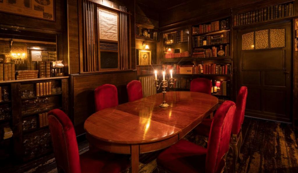 Maison John : le restaurant ultra-secret qui n'a qu'une seule table !